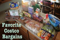 Best Grocery Bargains at Costco--what to buy and what not to buy by Deals to Meals