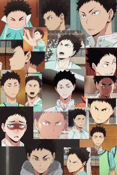 Haikyuu Iwaizumi, Iwaoi, Haikyuu Fanart, Haikyuu Anime, Bokuaka, All Anime, Anime Guys, Akaashi Keiji, Haikyuu Wallpaper