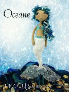 Oceane One of my Innocents - Sirens dolls  © Lilliput Loft 2013