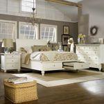 Master Bdrm: Ashfield 4-piece Queen Bedroom Set -- Costco Online