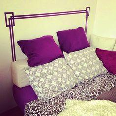 Une tête de lit pour deux euros !                                                                                                                                                                                 Plus