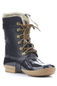 These would be good snow boots!!!