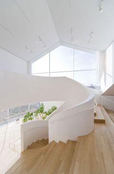 Herzog & de Meuron, VitraHaus-Architecture, Weil-am-rhein