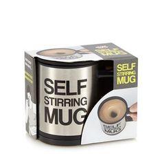 Debenhams Self stirring mug | Debenhams