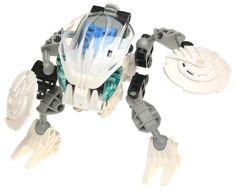Lego 8577 Bionicle Mata Nui Bohrok Kal Pahrak-Kal robot complet no rubber C141