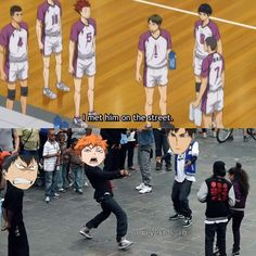 Haikyuu!! | Oh my word I imagine Ushijima as the raddest hip hop dancer in Haikyuu's history