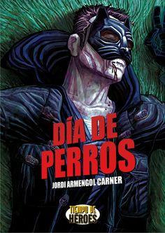 Tiempo de Héroes: Acto 2. Capítulo 12. Gato    Portada de Jordi Armengol    Enlace al capítulo: http://www.tiempo-de-heroes.com/2012/11/acto-2-capitulo-12-gato.html#