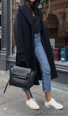 Outfit autumn 25 Best coat for women winter casual outfits 25 Best coat for women winter casual outfits Winter Outfits Women, Casual Winter Outfits, Winter Fashion Outfits, Look Fashion, Autumn Fashion, Womens Fashion, Fashion Trends, Fashion Coat, Fashion 2020