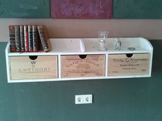 1000 images about regale on pinterest wine crates do it yourself and crates. Black Bedroom Furniture Sets. Home Design Ideas