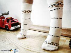 """Roxie"" bamboo socks <3 vuoriortta.fi/en"