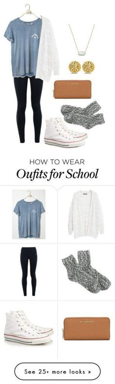12 Casual Outfits for Class -