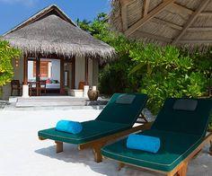 Anantara Dhigu och Veli - Maldiverna -Res till Paradiset