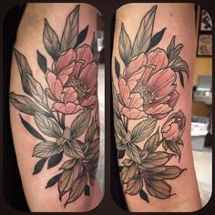 I like the use of the dark green/black leaves. Could we utilize this for cover up part?