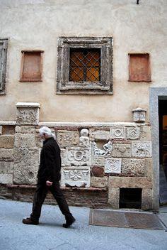 Montepulciano, Tuscany- Palazzo Bucelli