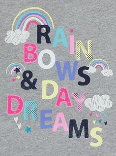 2 Pack Rainbow Pyjama Set , read reviews and buy online at George at ASDA. Shop from our latest range in Kids. Add dreaminess to their wardrobe with this lov...