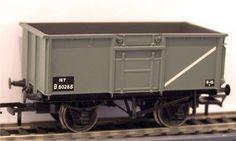 37-225E  16 ton steel mineral wagon