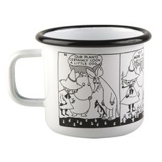 Moomin Shop mug Comic #6 - The Official Moomin Shop  - 1