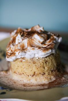 Coffee Infused Tres Leches Cake