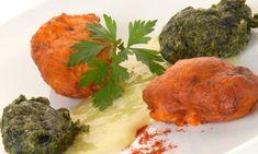Receta de Buñuelos de calabaza y espinaca