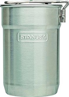 Stanley Adventure Camp Cook Set - 0.71 litres - Stainless Steel: Amazon.co.uk: Sports & Outdoors