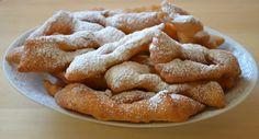Faworki. Przepis mojej mamy   iwonkaaamaliglowka.blog.pl Onion Rings, French Toast, Breakfast, Ethnic Recipes, Blog, Morning Coffee, Blogging, Onion Strings
