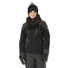 d2977d2941 Spyder Womens Labyrynth Jacket - WinterWomen.com Size 10 Women