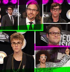 Spexy styles at MTV VMAs
