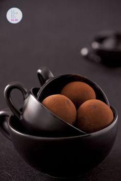 Trufle kawowo-czekoladowe. Jadalny prezent | Lawendowy Dom