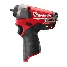 "Milwaukee 2452-20 M12 FUEL 1/4"" Impact Wrench"