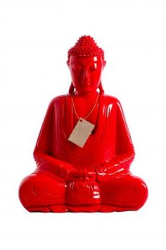 Red Buddha from Bohemian Home $249.00