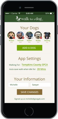 WoofTrax: Dog Powered Fundraising | Take your Walk for a dog | Walk your dog with the mobile app to benefit animal organizations.