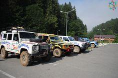 Jeepami po Transylwanii