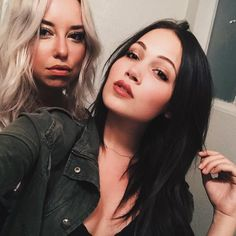 Photo of Kelli Berglund & her friend