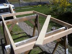 Cheap, Easy, Low-waste Platform Bed Plans : 7 Steps (with Pictures) - Instructables Platform Bed Plans, Queen Size Platform Bed, Diy Platform Bed, Bed Frame Plans, Diy Bed Frame, Bed Frames, Victoria House, Built In Bed, Bed Sizes
