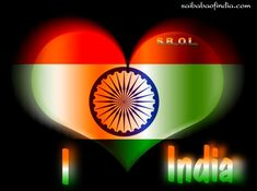 THE HISTORY OF THE INDIAN FLAG - 15 August Jai Bharath - I love My India
