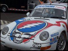 Dead Porsche