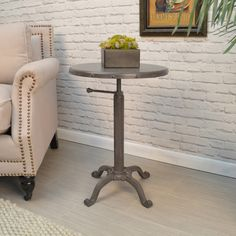 Found it at Wayfair - Excalibur End Table
