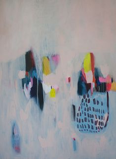Lola Donoghue - abstract painting