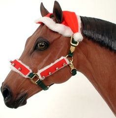 dbfecc09b60 Santa Two-Ear Horse Cap. Chicks Discount SaddleryHorse ...