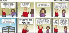 Dilbert Comic Strip on 2017-03-05 | Dilbert by Scott Adams