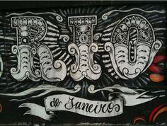rio street art de janeiro