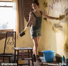 Emmy Rossum Instagram, South Side Chicago, Hottest Pic, Overall Shorts, Actors, Candyland, Fashion, Moda, Fashion Styles