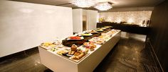 Breakfast Buffet - African Pride 15 on Orange Hotel Breakfast Buffet, Pride, African, Dining, Orange, Kitchen, Hotels, Home Decor, Dinner