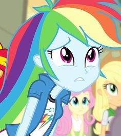 My Little Pony Characters, Fictional Characters, Elizabeth Olsen Scarlet Witch, Reference Images, Rainbow Dash, Equestria Girls, Mlp, Overwatch, Princess Peach