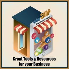 Check out my recommended tools for marketing - some free and then some are paid, but I use them and would recommend them.