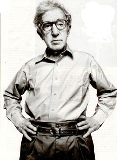 """Heywood """"Woody"""" Allen (born Allan Stewart Konigsberg,December 1, 1935)is an American actor,filmmaker,comedian, musician,and playwright whose career spans more than 50 years.He worked as a comedy writer in the 1950s,writing jokes and scripts for television and publishing several books of short humor pieces.In the early 1960s,Allen began performing as a stand-up comic,emphasizing monologues rather than traditional jokes.A UK survey ranked Allen as the third greatest comedian...etc....."""