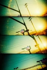 Colors, multiple exposures. Beautiful  Lomography quad Rocket