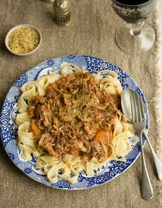 Rabbit Ragout -- Wake up the natural flavors in your food with Ac'cent - accentflavor.com #rabbit #recipe #ragout
