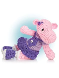 Picture of Animal Amigurumi to Crochet
