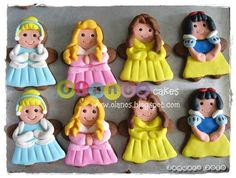 Olanos: Disney Princess
